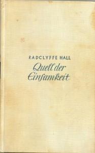 Radclyffe Hall: Quell der Einsamkeit