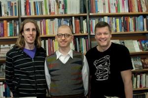 Die Löwenherzen - Michael, Veit und Jürgen