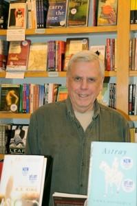 Ed in women's fiction, April 2013