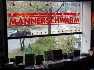 Männerschwarm, die Buchhandlung in Hamburg