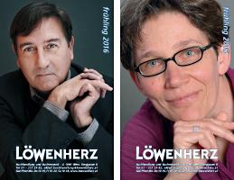 Die Fr�hlings-Kataloge der Buchhandlung L�wenherz - mit aktuellen Neuerscheinungen.