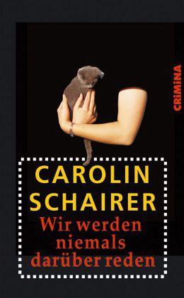 Lesung mit Carolin Schairer am 29. Mai 2013 in der Buchhandlung Löwenherz