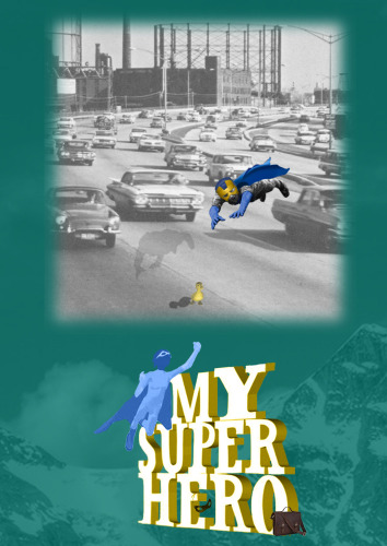 Two Toms Design: My Super Hero 2
