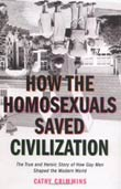 Cathy Crimmins: How the Homosexuals Saved Civilization