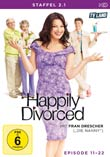 Lee Shalat Chemel und David Trainer (R): Happily Divorced - Staffel 2.1