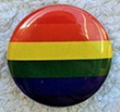 Button: Regenbogen-Button S