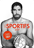 Fred Goudon: Les sportifs 2019 Calendrier