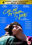 Luca Guadagnigno (R): Call Me by Your Name