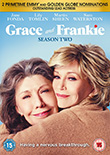 Marta Kauffman and Howard J. Morris (R): Grace and Frankie - Season Two