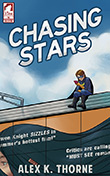 Alex K. Thorne: Chasing Stars - The Superheroine Collection 3