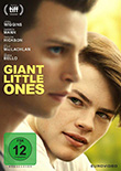 Keith Bermann (R): Giant Little Ones Blu-ray