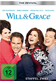 Burrows, James (R): Will and Grace - The Revival 2