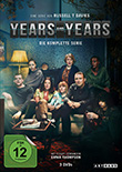 Simon C. Jones / Lisa Mulkahy (R): Years and Years - Die komplette Serie