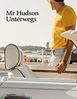 Robert Klanten (Hg.): Mr. Hudson unterwegs