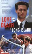 Richard Kwietniowski (R): Love and Death on Long Island